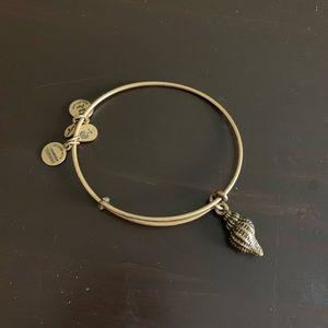 Seashell Alex and ani bracelet